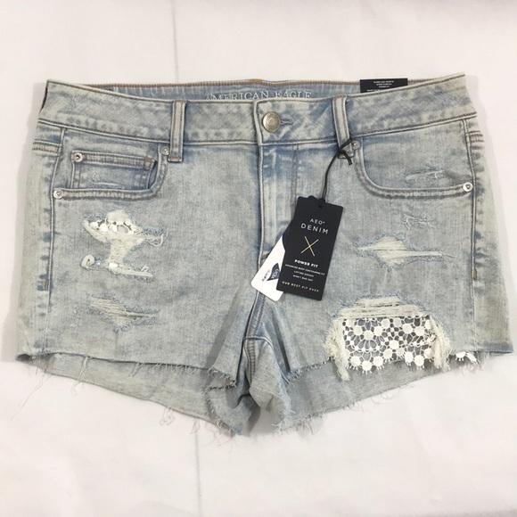 NWT! American Eagle denim shorts